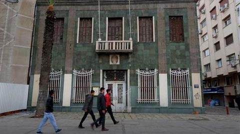 Başkonsolosluk Binası İhaleyle Satışa Çıkarıldı