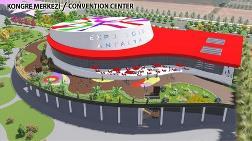 Avrupa'nın En Büyük Kongre Merkezi Antalya'da Açılıyor