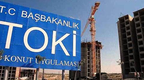 TOKİ'den Sektöre 120 Milyar Liralık Yatırım