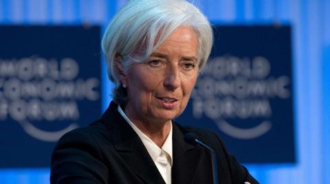 Lagarde: Çin, Piyasalarla Daha İyi İletişim Kurmalı