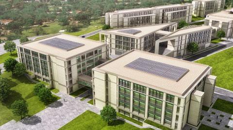 Türk – Alman Üniversitesi Kampüsünü TOKİ İnşa Edecek