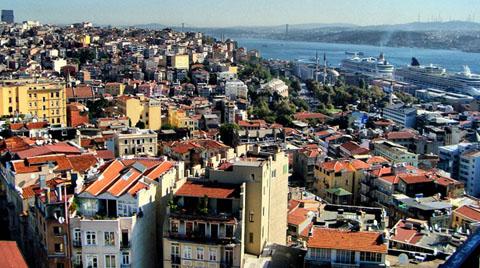 Türkiye'de 2015'te 1.3 Milyon Konut Satıldı