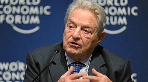 Soros: Çin Ekonomisi Sert İnişe Yöneldi