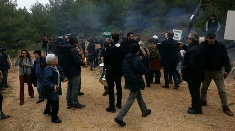 İzmir'deki 6 RES için Durdurma Kararı
