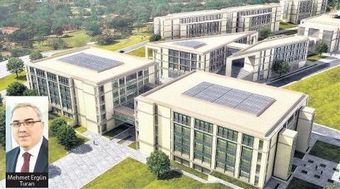 Türk-Alman Üniversitesi'ni TOKİ İnşa Edecek