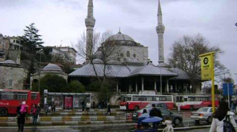Mimar Sinan'ın Mihrimah Camisine Rant Gölgesi!