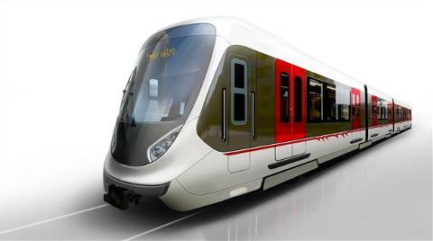 İşte İzmir'in Yeni Vagonları!