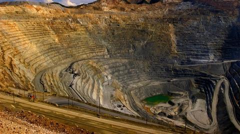 Madenlerde 755 Milyon Ton Atık Oluştu