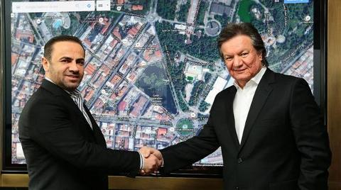 """""""Basmane Çukuru"""" için Ünlü Mimar ile Görüştü"""