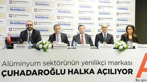 Çuhadaroğlu Halka Arz Sürecini Başlattı