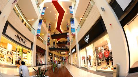 Aralık 2015'te AVM Ciro Endeksi Yüzde 16,1 Arttı
