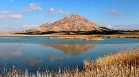 Karataş Gölü, Burdur'un Kuş Cenneti Olacak