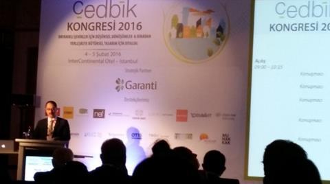 ÇEDBİK Kongresi 2016 Hızlı Başladı