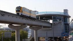 İlk Manyetik Raylı Tren Hizmete Girdi!