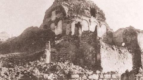 """Ankara'daki """"Son Bizans"""" Yok Olmanın Eşiğinde"""