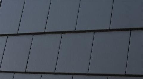 Braas'tan Modern Çatılar için Renk Alternatifi: Magma Gri