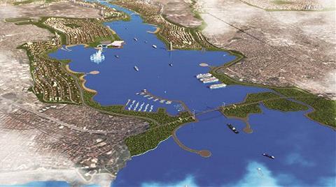 Bakan'dan 'Kanal İstanbul' Açıklaması