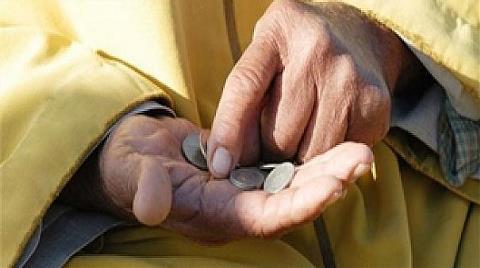Yoksulluk Sınırı 4 Bin 546 Lira Oldu