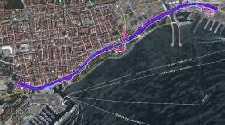Bakırköy Sahil Yolu'na Yeni Düzenleme