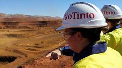 Rio Tinto, 2015 Yılında 866 Milyon Dolar Zarar Etti