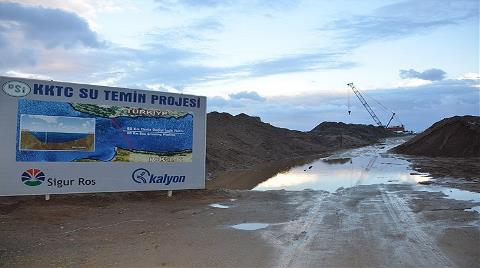 """""""Asrın Suyu"""" Projesinde Yeni Kriz"""