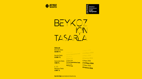 """Beykoz Belediyesi Logo Yarışması: """"Beykoz İçin Tasarla"""""""