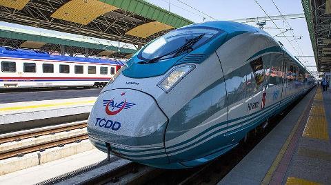 Çok Yüksek Hızlı Trenin İkincisi de Türkiye'de