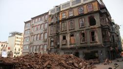 Beyoğlu'nda Binalar Neden Çöküyor?