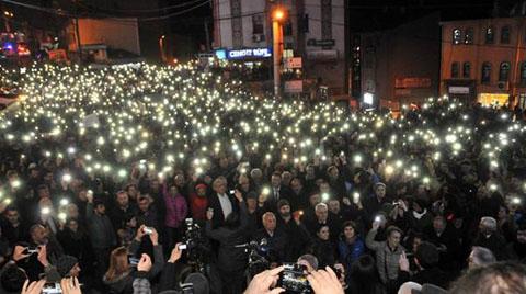 Cerattepe'de Maden Karşıtı Protestolar Devam Ediyor
