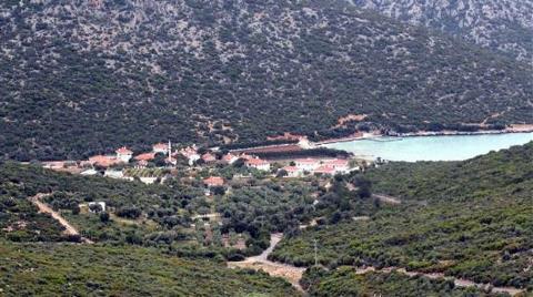 Urla Villalarıyla İlgili SİT Değişikliği İptal Edildi