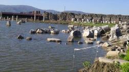 Magnesia Antik Kenti Göle Döndü