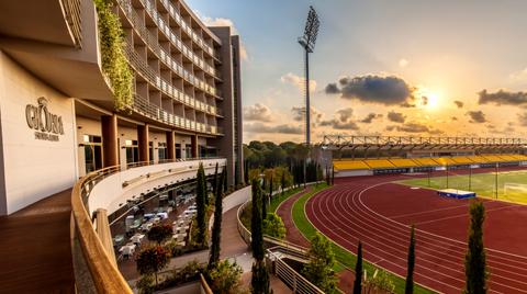 Antalya'daki Spor Tesisi LEED Gold Sertifikası Aldı