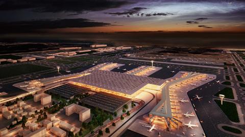 İstanbul'un Yeni Havalimanı, MIPIM Mega Proje Ödülü'ne Aday