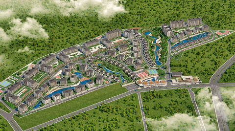 Seha Yapı'dan Konya'ya Yeni Proje