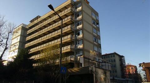 Bakırköy'de Satılacak Olan Hastane Arsası Mahkemelik Çıktı