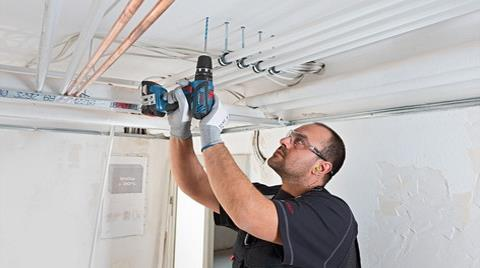 Bosch Elektrikli Ev Aletleri'nden 'GSB Profesyonel' Serisi
