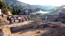 Bursa'da Hisar İçi Bölgesine Arkeopark Kuruluyor