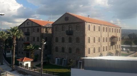 Tarihi Bina Bakın Ne Olacak
