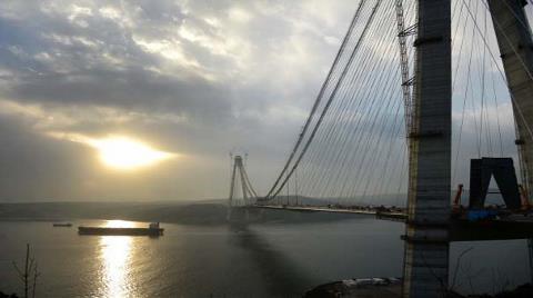 3. Köprü'de Son 9 Metre