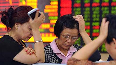Çin'in Kredi Görünümü Negatife Çevrildi