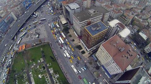 İstanbul Trafiğinde 410 Gün Sürecek Metro İnşaatı!