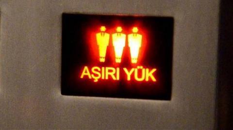 Asansörler En Az 10 Kişilik Olacak