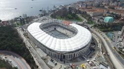 Vodafone Arena'da Son Durum!
