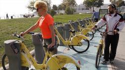 İstanbul'a Yeni 'Akıllı Bisiklet' Hattı