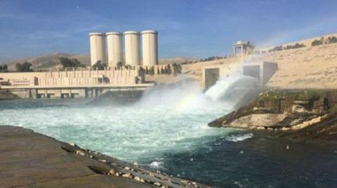 ''Musul Barajının Çökmesine Hazırlıklı Olun''