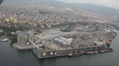 Derince Limanı'na Yürütmeyi Durdurma