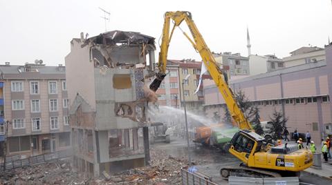 TOKİ İstanbul'un 7 İlçesinde Kentsel Dönüşüm için Harekete Geçiyor