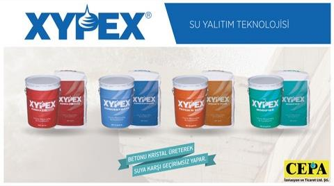 Xypex Su Yalıtım Teknolojisi