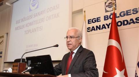 EBSO Vergi Kanunu'ndaki Değişikliklere Dikkat Çekti