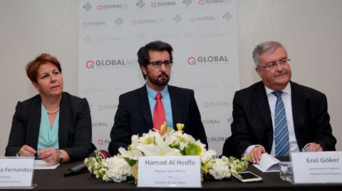 250 Milyon Dolarlık Uluslararası Gayrimenkul Fonu Kuruluyor